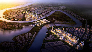 Sino-Singapore Tianjin Eco City Internat