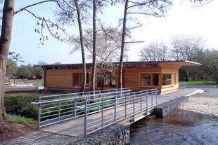Wassererlebnispark inkl. Ausstellungsraum
