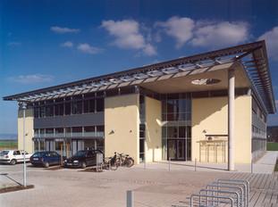 Umwelttechnologie + Gründerzentrum, Höxt