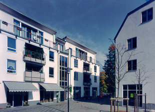 Bahnhofstraße Hückeswagen, 1995