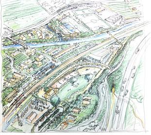 Masterplan Klausen, Südtirol, Italien