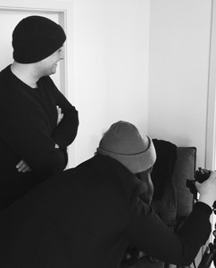 Fotoproduktion bei UWE LYKO alias HERBERT KNEBEL