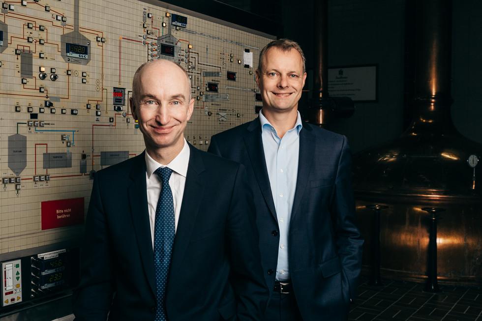 DR. THOMAS STAUDER & DIPL. BRAU-ING. AXEL STAUDER