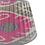 Thumbnail: 35cm Kooky Silk Pleated Ikat Lampshade