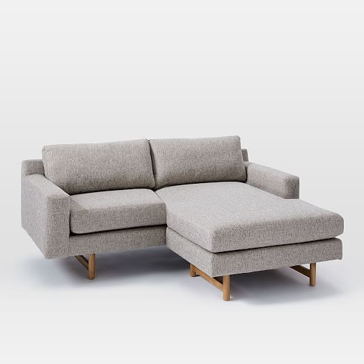 West Elm Eddy Reversible Sectional