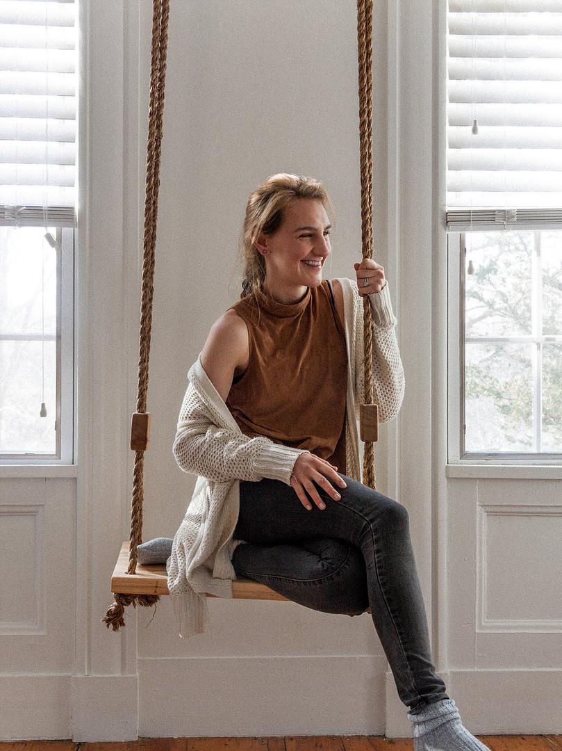 Lawless Design Shop Rope Swing