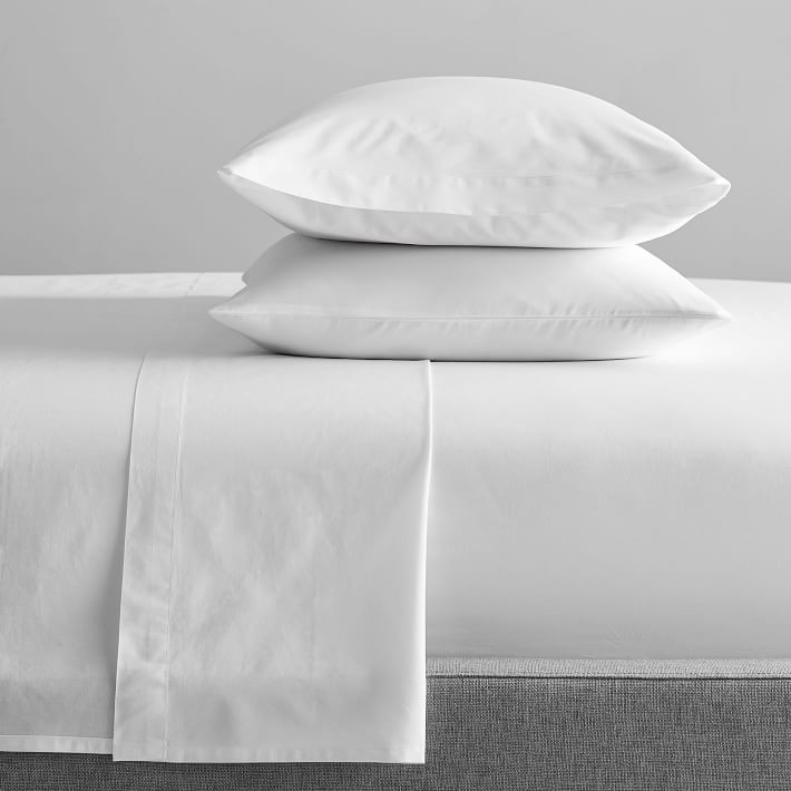 West Elm 400 Thread Count Organic Cotton Percale