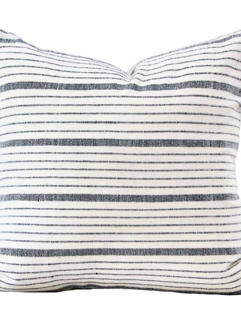 Etsy Kufri Cusco Stripe Pillow