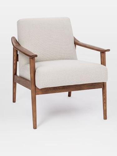 West Elm Mid-Century Show Wood Chair