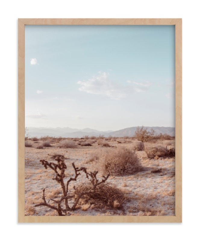 Minted Desert Hot Springs Study 3