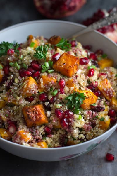 HEALTHY SIDE DISHES PERFECT FOR THANKSGIVING