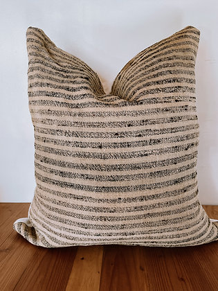 Vintage 1900's French Fabric Pillow