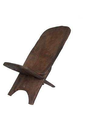 Vintage African Chair
