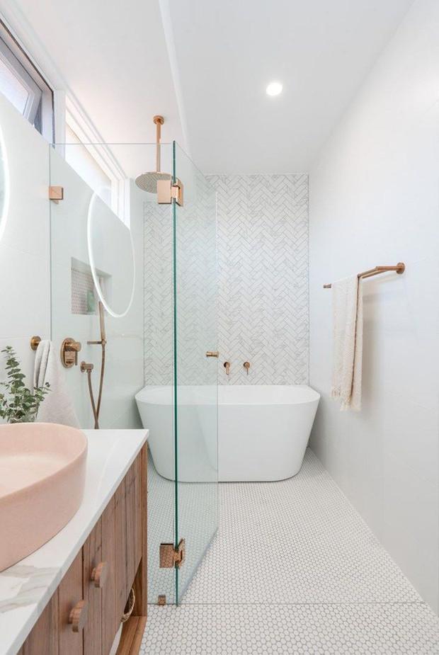 A New(ish) Bathroom Concept That I'm Loving