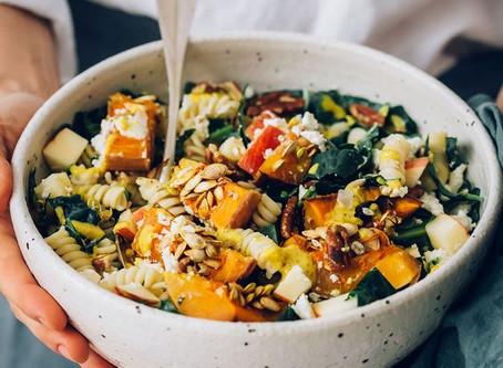 12 Healthy Autumn Dinners