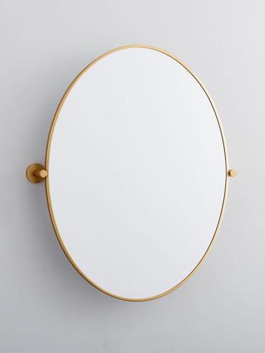 West Elm Metal Frame Pivot Mirror