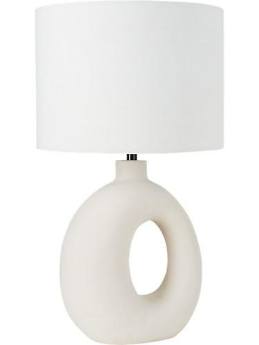 CB2 Algarve Ceramic Table Lamp