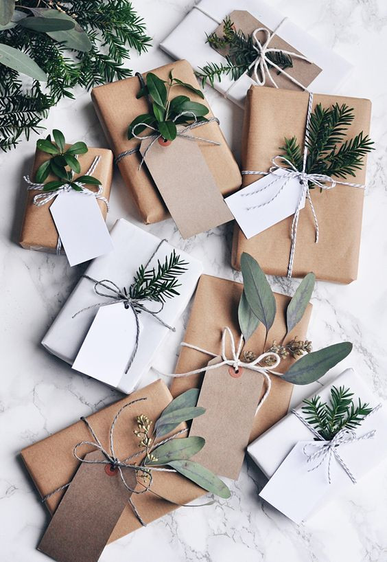 Eco-Friendly Gift Giving