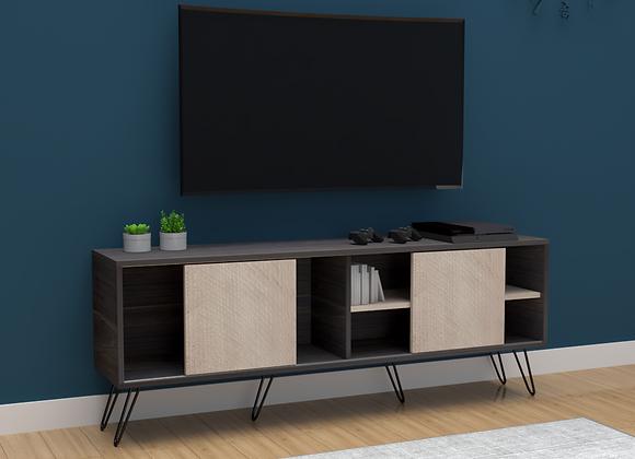 Mueble Multipropósito Chic TV 160cms puertas corredizas