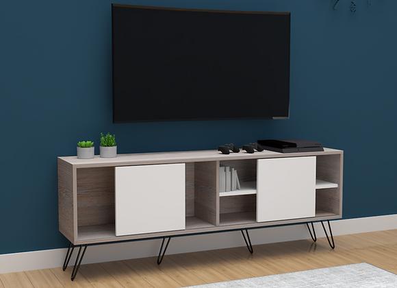 Mueble Multipropósito Náutico TV 160cms puertas corredizas