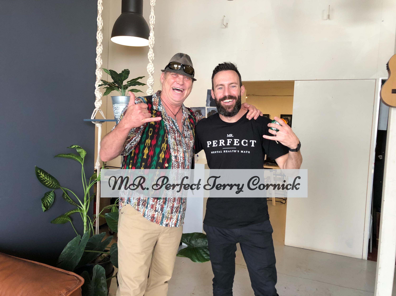 MR. PERFECT - Terry Cornick