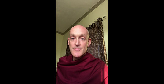 An introduction from Barnaby Tenzin Denison