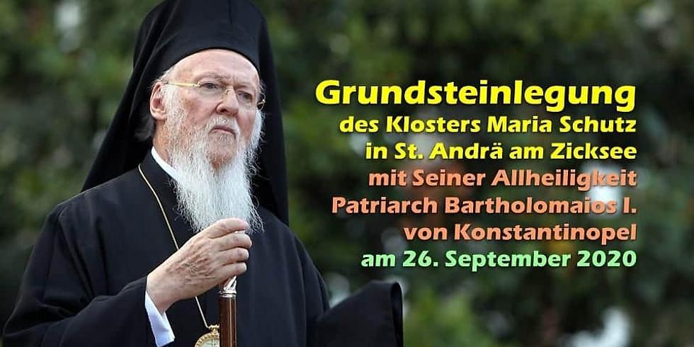 """Pelerinaj la Manastirea """"Acoperamantul Maicii Domnului"""" din Sankt Andrä am Zicksee"""