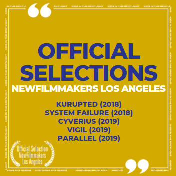 Official Selections NEWFILMMAKERS LA