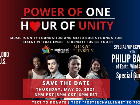 The Power of One: Will You Take the Challenge?