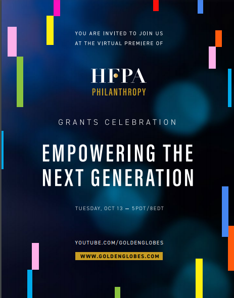 HFPA Empowering The Next Generation