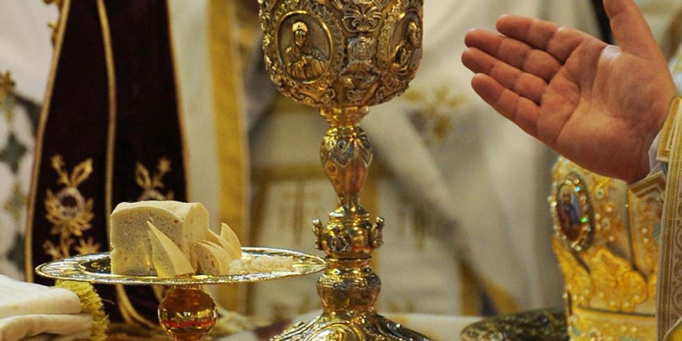 Sfanta Liturghie (Göttliche Liturgie)