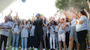 """""""Let's Change the World"""" - Ringo Starr Collabs with Kids In The Spotlight on New Music Video"""