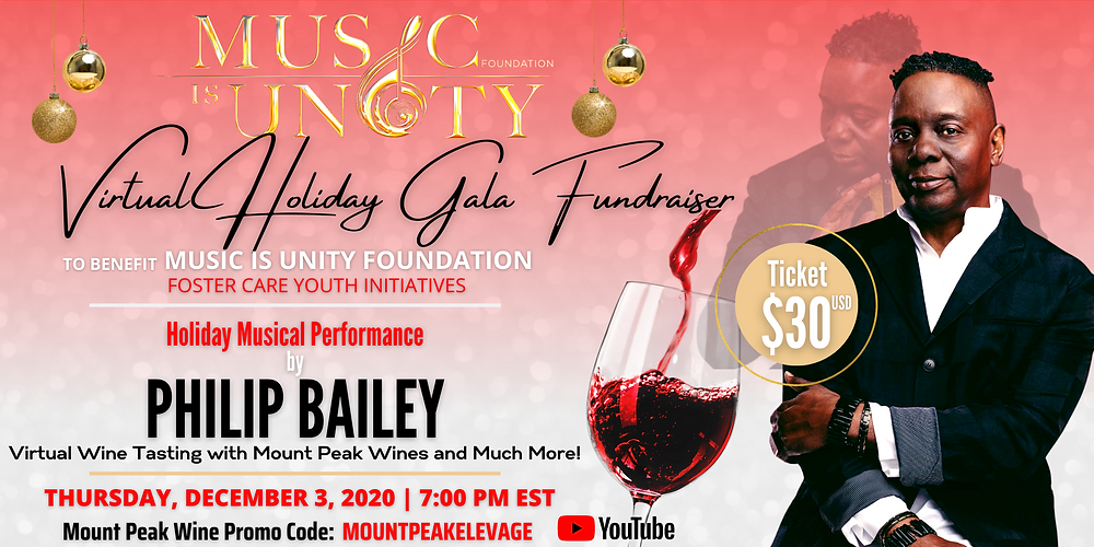 Music Is Unity is a proud supporter of Kids In The Spotlight. Join us for their Virtual Holiday Gala Fundraiser!