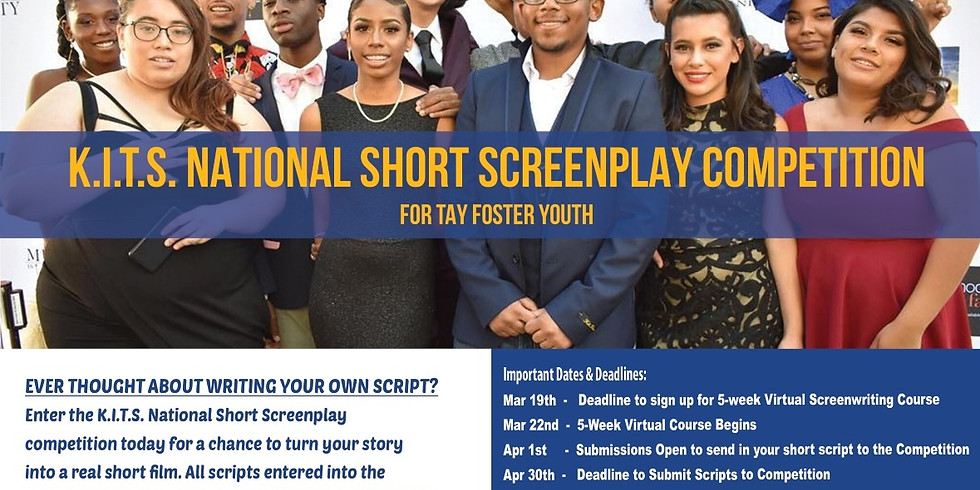 KITS National Short Screenplay Competition