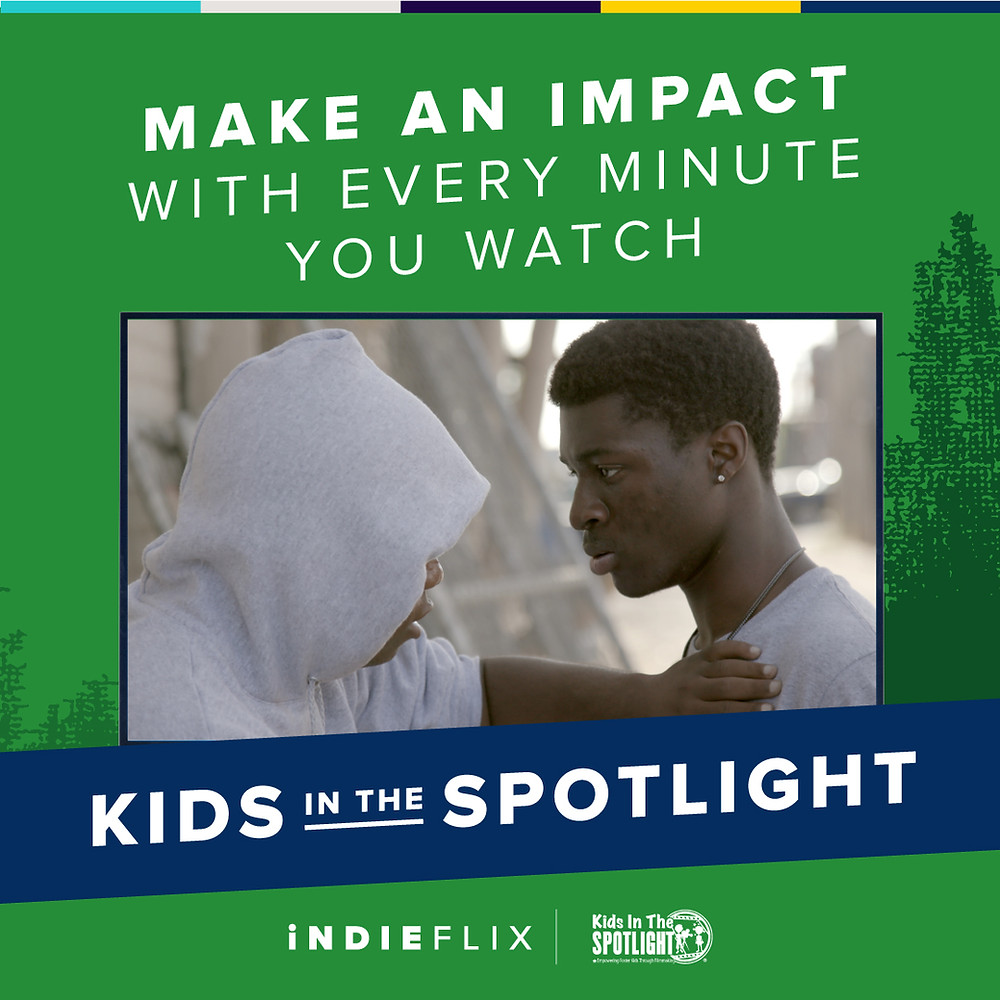 Make An Impact With Every Minute You Watch KITS IndieFLIX