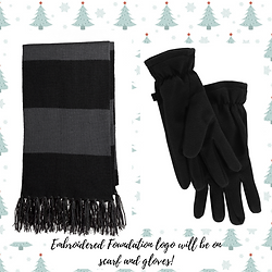 Scarf + Glove Bundle