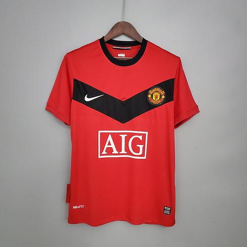 Camisa Manchester United 2009/10