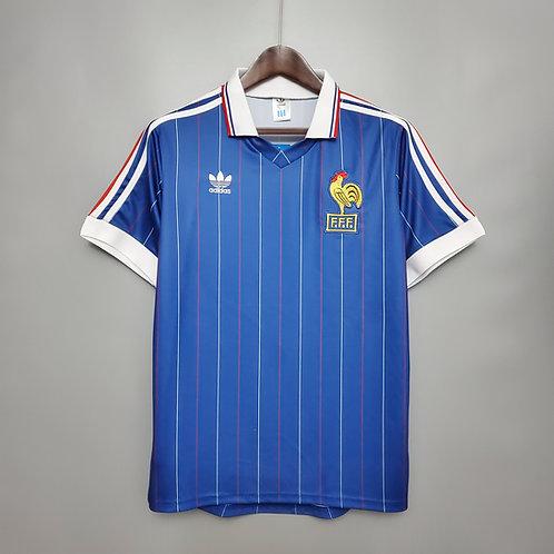 Camisa França 1982