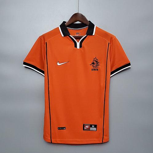 Camisa Holanda 1998