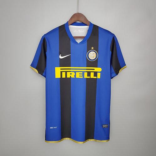 Camisa Inter de Milão 2008/09