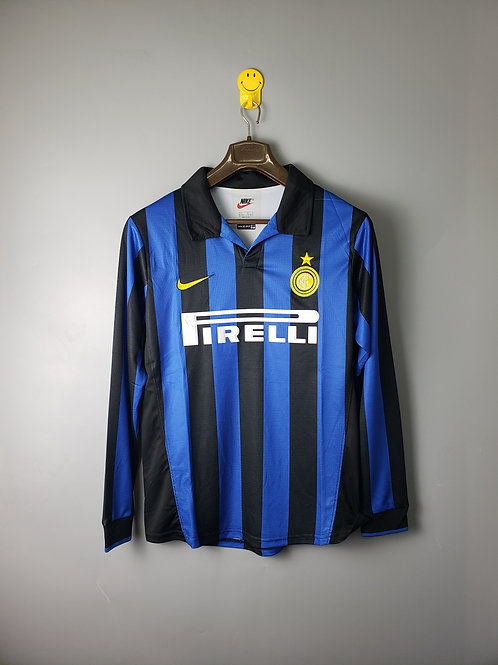 Camisa Inter de Milão 1998