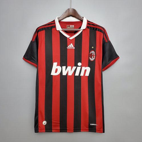 Camisa Milan 2009/10
