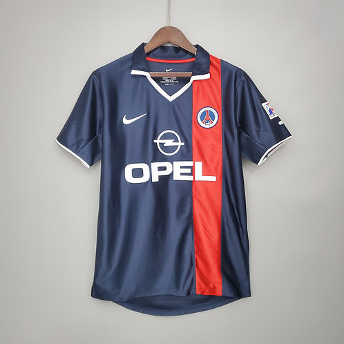 Camisa PSG 2001/02