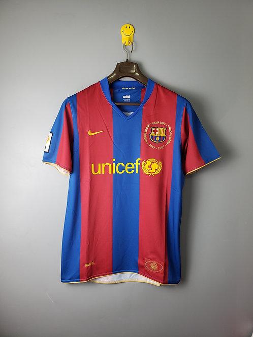 Camisa Barcelona 2007/08