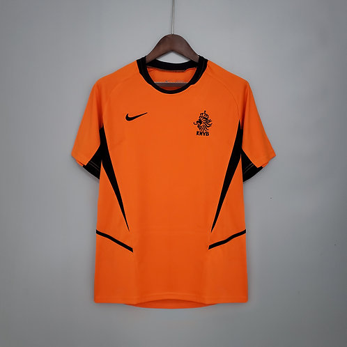Camisa Holanda 2002