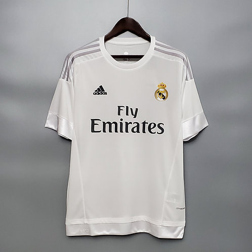 Camisa Real Madrid 2015/16