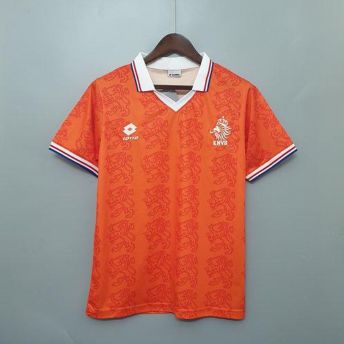 Camisa Holanda 1995