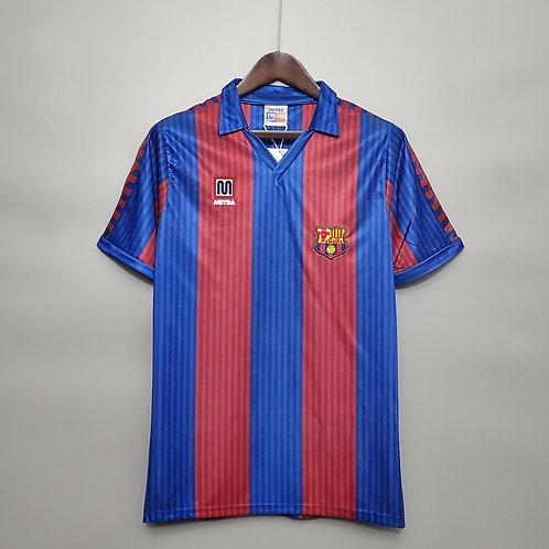 Camisa Barcelona 1990/91