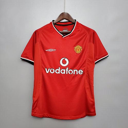 Camisa Manchester United 2000/01