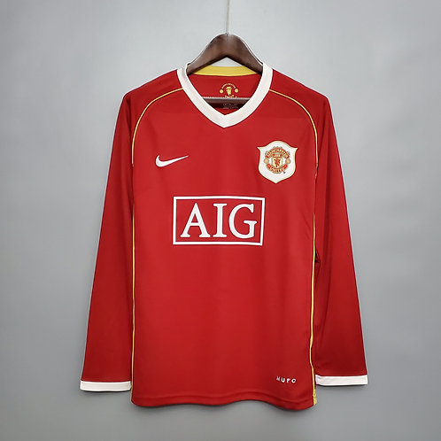 Camisa Manchester United 2006/07